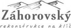 Ing. Jiří Záhorovský - stavební firma Záhorovský